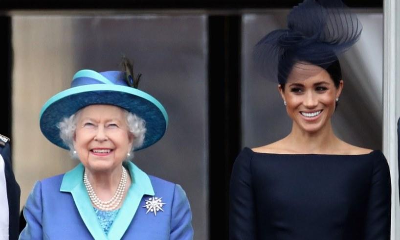 Queen Elizabeth II Meghan Markle Prince Harry Money