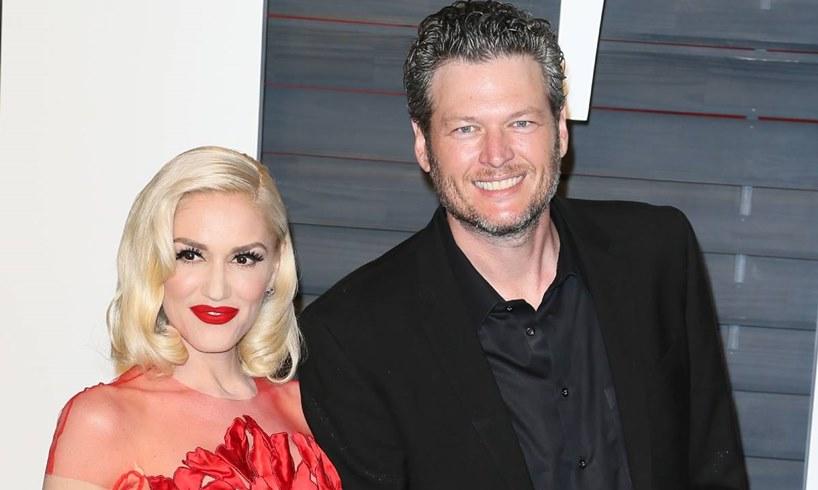 Gwen Stefani Blake Shelton The Voice Engaged Marriage Prenup