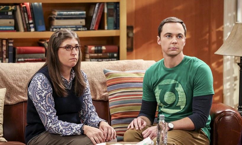 Mayim Bialik Jim Parsons The Big Bang Theory Young Sheldon