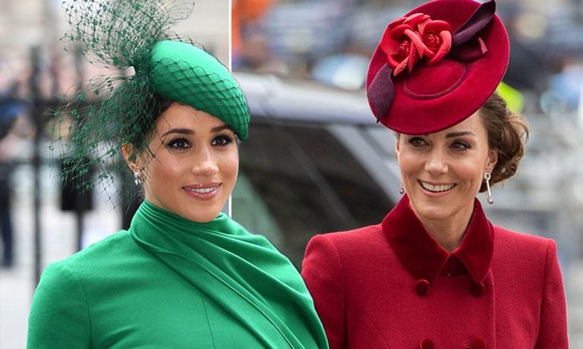 Meghan Markle Kate Middleton Wedding Brooklyn Beckham Nicola Peltz