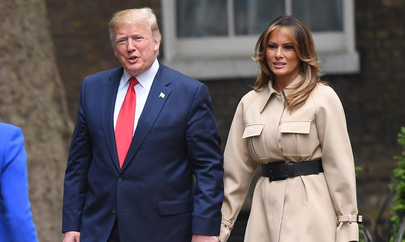 President Donald Trump Melania Divorce