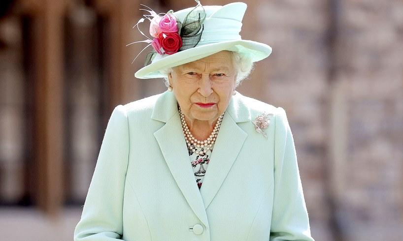 Queen Elizabeth Kate Middleton Meghan Markle Prince William Harry