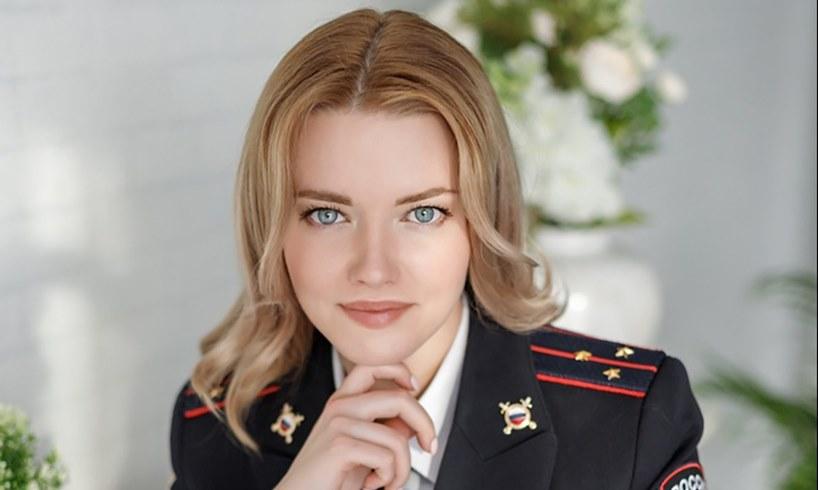 Anna Khramtsova Beauty Queen Photo Social Media Attention