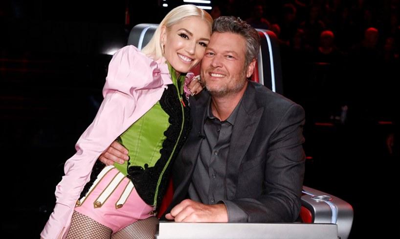 Gwen Stefani Blake Shelton The Voice New Season