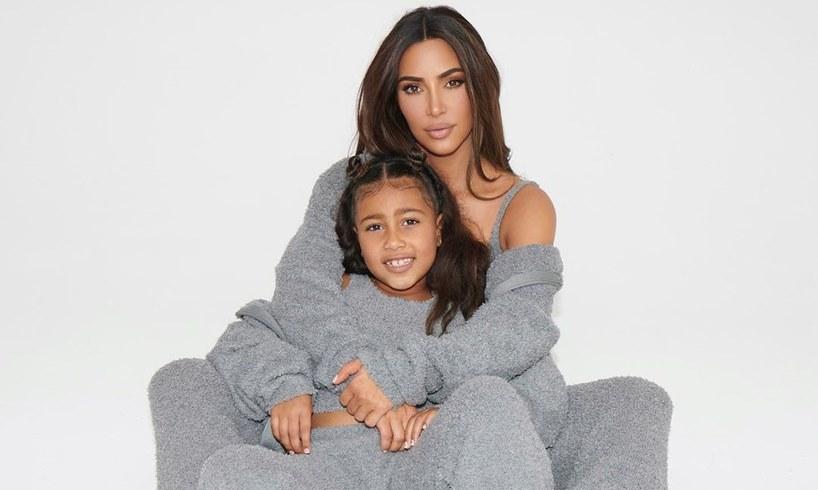 Kim Kardashian West North Son Saint Birthday