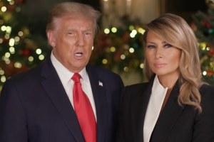President Donald Wife Melania Her Father Viktor Knavs