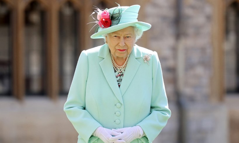 Queen Elizabeth George Floyd KPMG John McCalla-Leacy Video Call