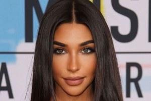 Chantel Jeffries Kim Kardashian SKIMS