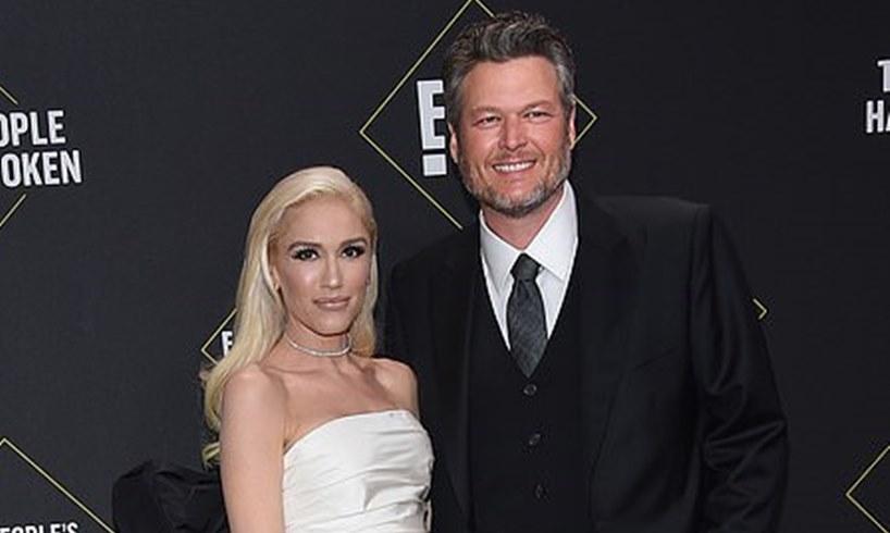 Gwen Stefani Blake Shelton Marriage Is Near