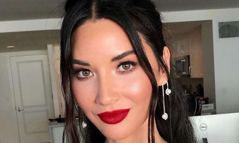Olivia Munn Careyes Mexico Photos
