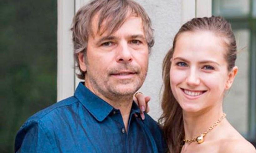 Rodney Baker Ekaterina Actress Wife COVID Vaccine Canada