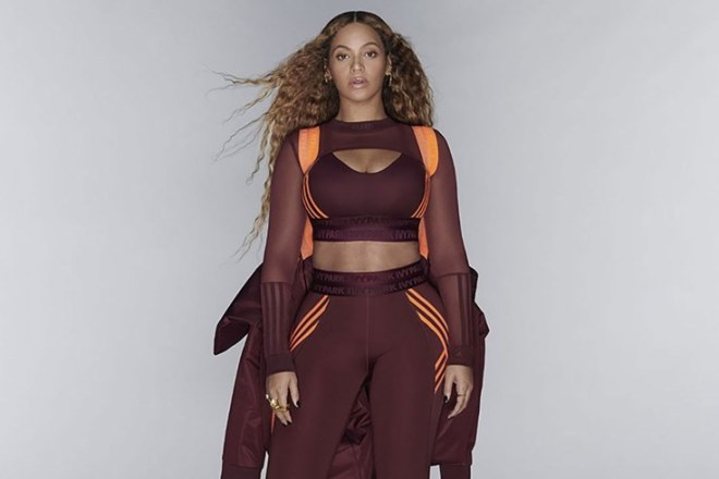 Beyonce Ivy Park Adidas Collection Bianca Lawson Videos