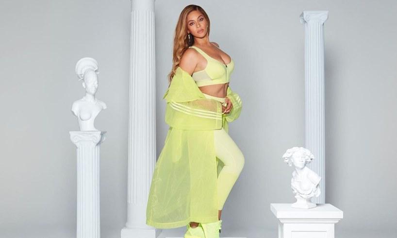 Beyoncé Ivy Park Ashanti Collection