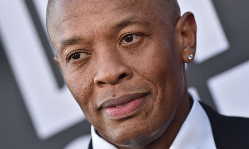 Dr. Dre New Girlfriend Apryl Jone Photos