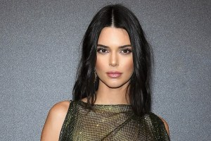 Kendall Jenner Edited Floral Bikini Video