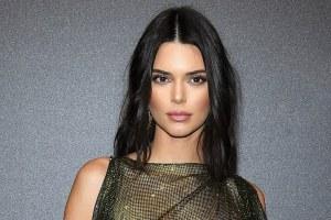 Kendall Jenner Edited Floral Bikini Video