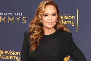 Leah Remini Jennifer Lopez Friendship TODAY Show
