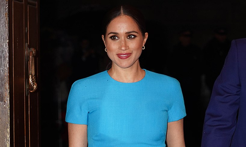 Meghan Markle Archie Prince Harry Son Name Change