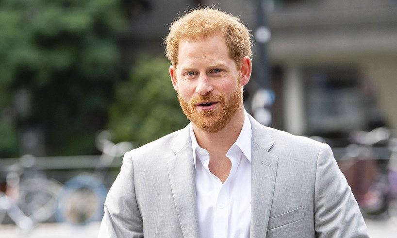 Prince Harry Meghan Markle Staff And New Baby