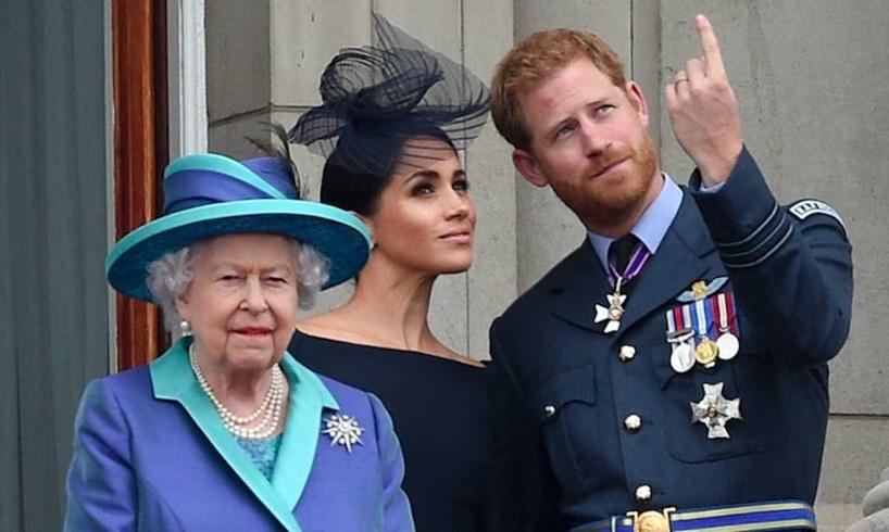 Queen Elizabeth Meghan Markle Prince Harry Jeremy Vine Caller
