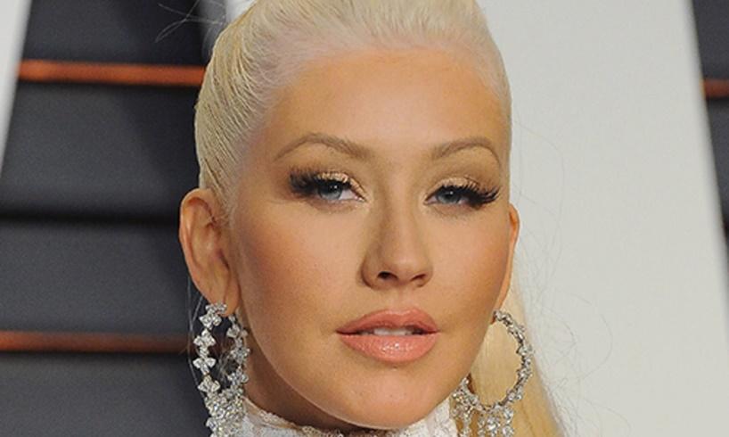 Christina Aguilera New Album Hourglass Photos