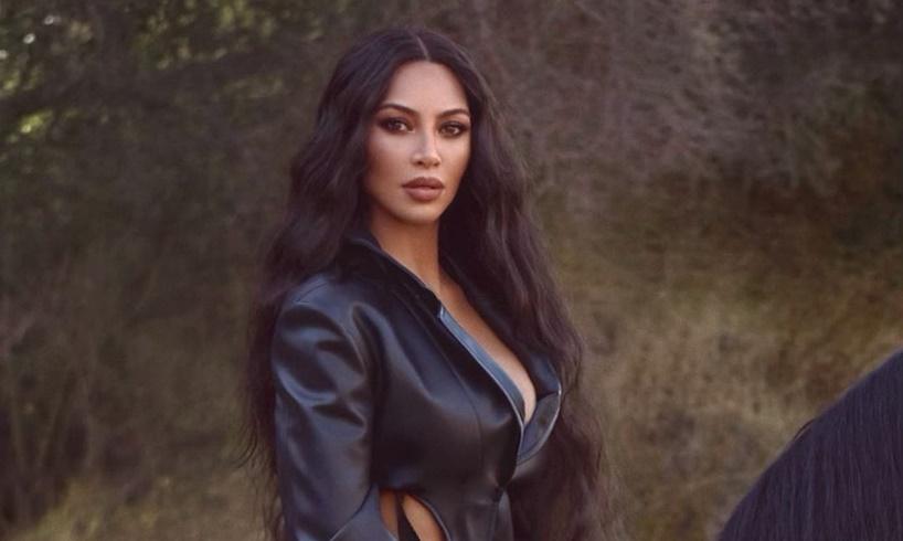 Kim Kardashian Obsessing Over Bridgerton