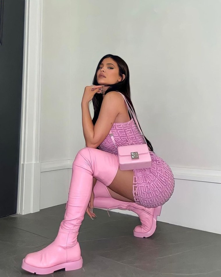 Kylie Jenner Deleted Gucci Photo Instagram