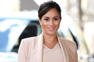 Meghan Markle President Donald Trump Election
