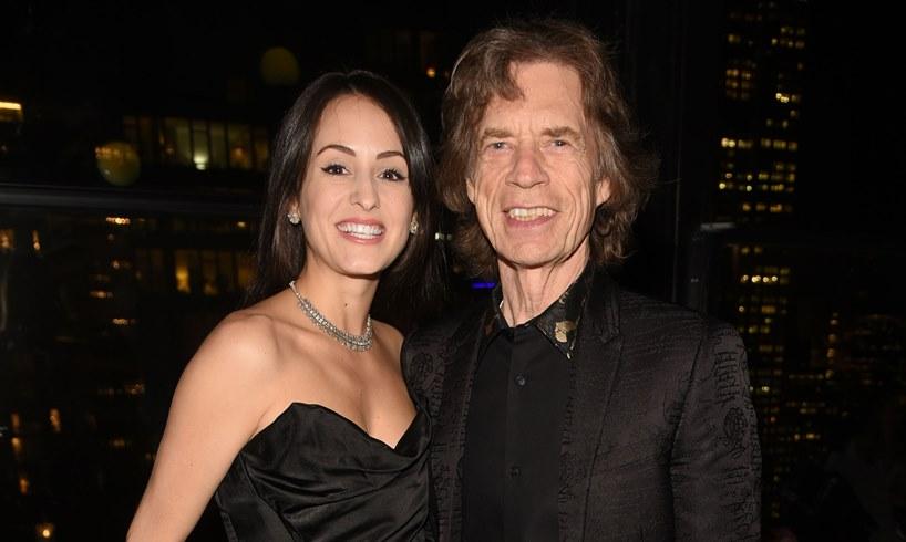 Melanie Hamrick Mick Jagger Girlfriend Dancing Videos