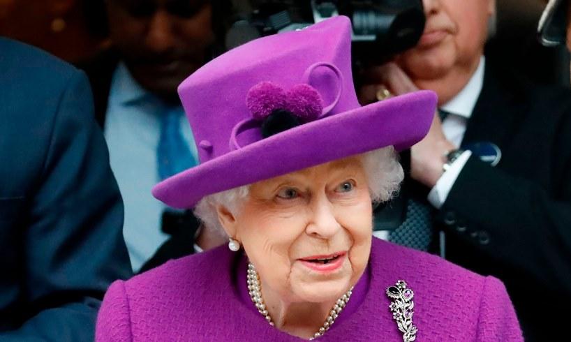 Queen Elizabeth Prince Harry Meghan Markle Oprah Winfrey Interview Video Preview