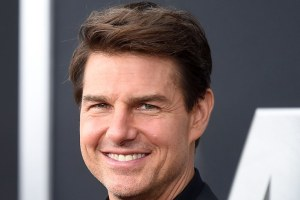 Tom Cruise Son Connor Gym Video
