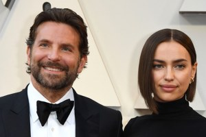 Bradley Cooper Irina Shayk Daughter Lea New York