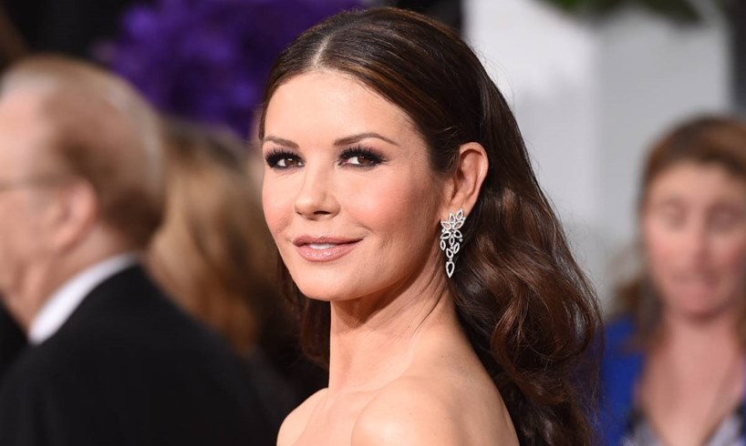 Catherine Zeta-Jones Has A Lot To Say About Hot Tub Pictures With Michael Douglas And Her Biggest Dream - US Daily Report