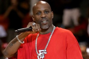 DMX Earl Simmons Some Of His Children Photo