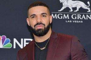 Drake Chris Brown Sophie Brussaux Photos