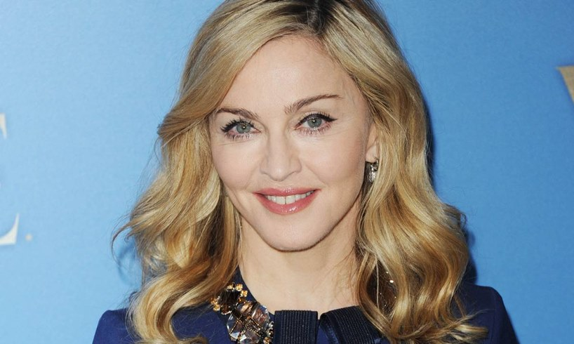 Madonna Lingerie Photos Fans Excited