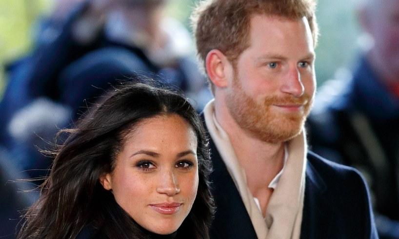 Meghan Markle Prince Harry Time At Buckingham Palace Revealed