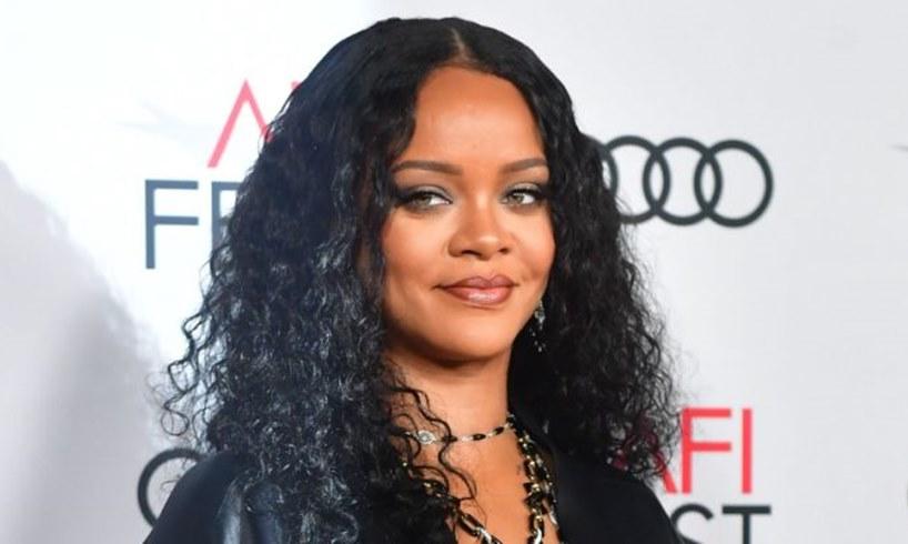 Rihanna ASAP Rocky Drake Party Delilah Restaurant
