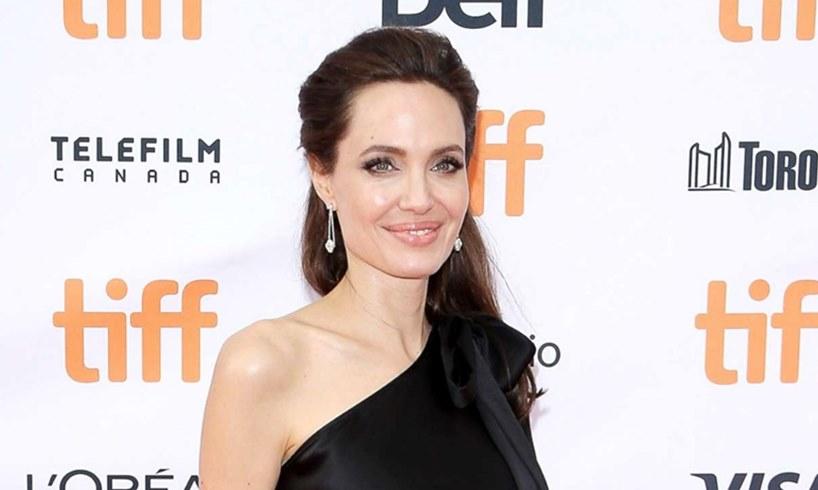 Angelina Jolie Brad Pitt Vivienne Marcheline Phtos