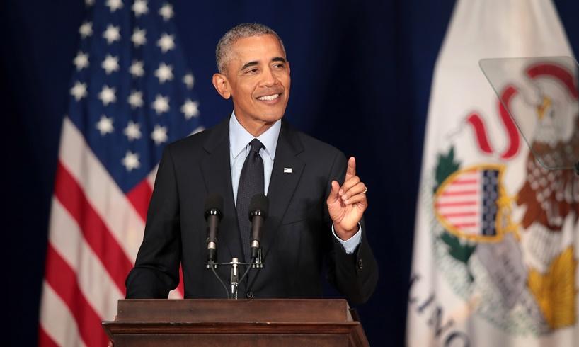 Barack Obama Donald Trump Joe Biden New Book Edward Isaac Dovere