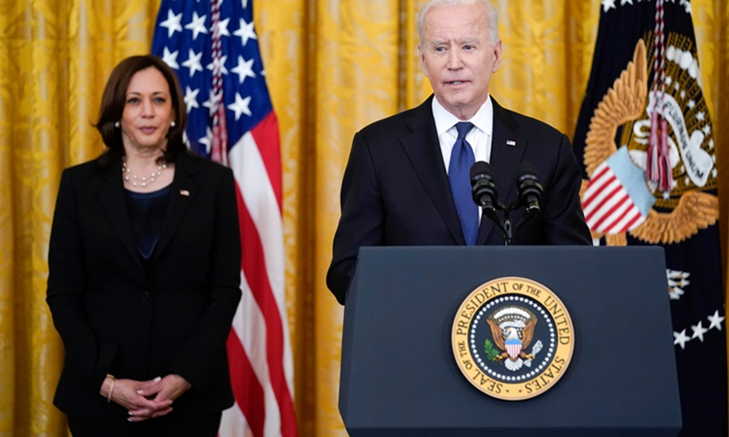 Kamala Harris Joe Biden Primary Debate