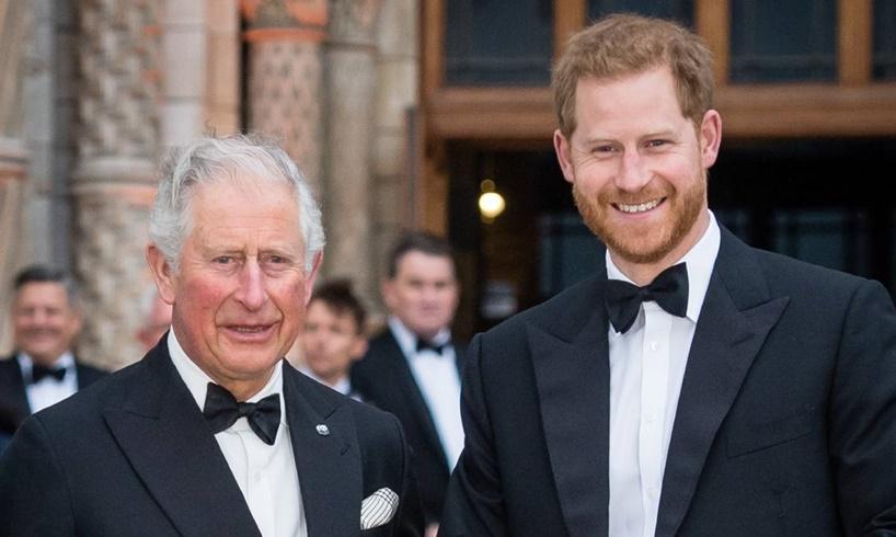Prince Charles Harry Queen Elizabeth Parental Skills