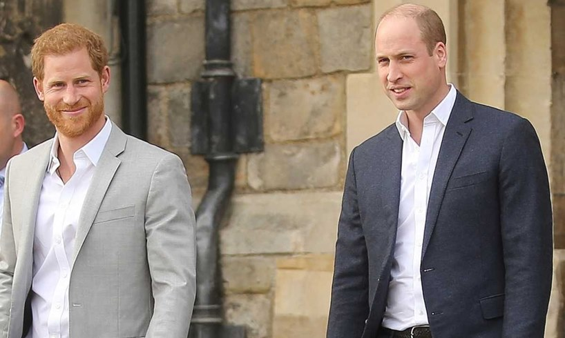 Prince Harry William Charles Finding Freedom New Chapters Omid Scobie Carolyn Durand Book