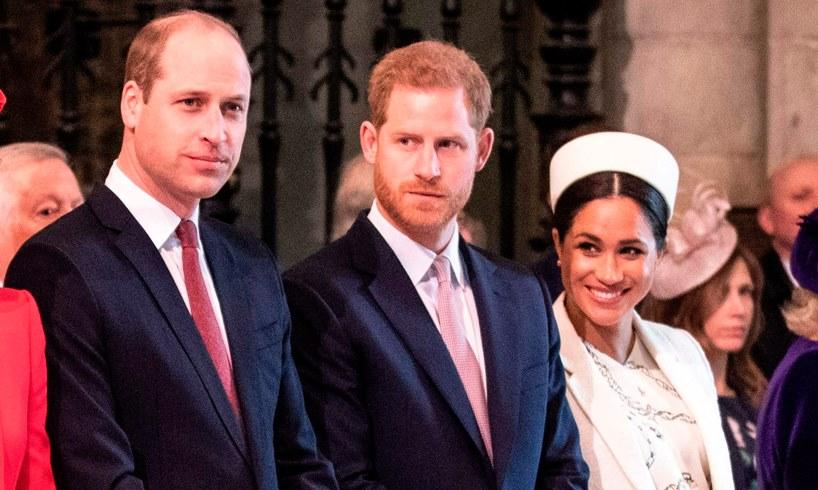 Prince William Harry Meghan Markle Oprah Winfrey Claim Debunked By Former Staffer Jason Knauf