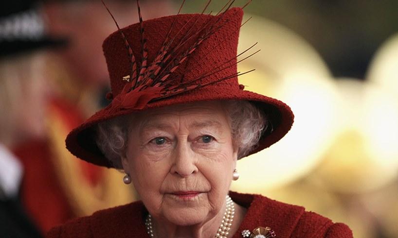 Queen Elizabeth Prince Harry Meghan Markle New Interview Baby