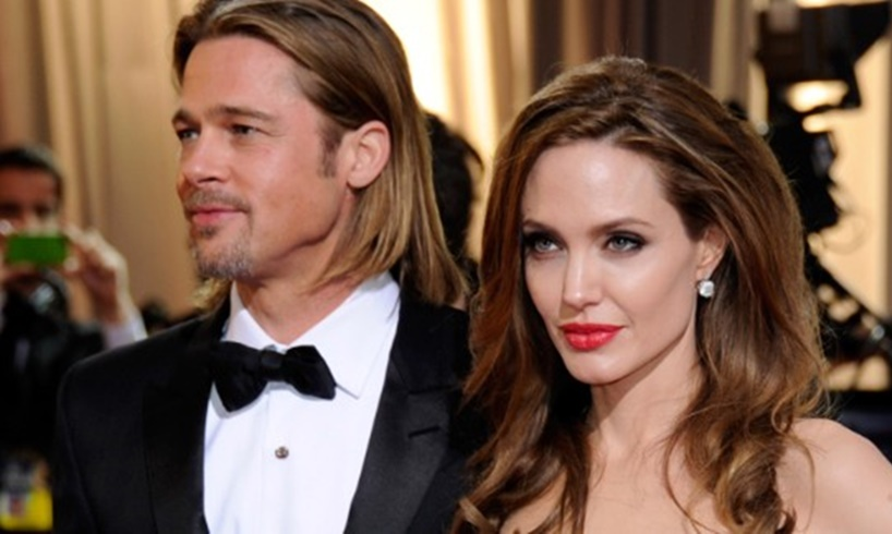 Brad Pitt Angelina Jolie Messy Custody Battle Far From Over