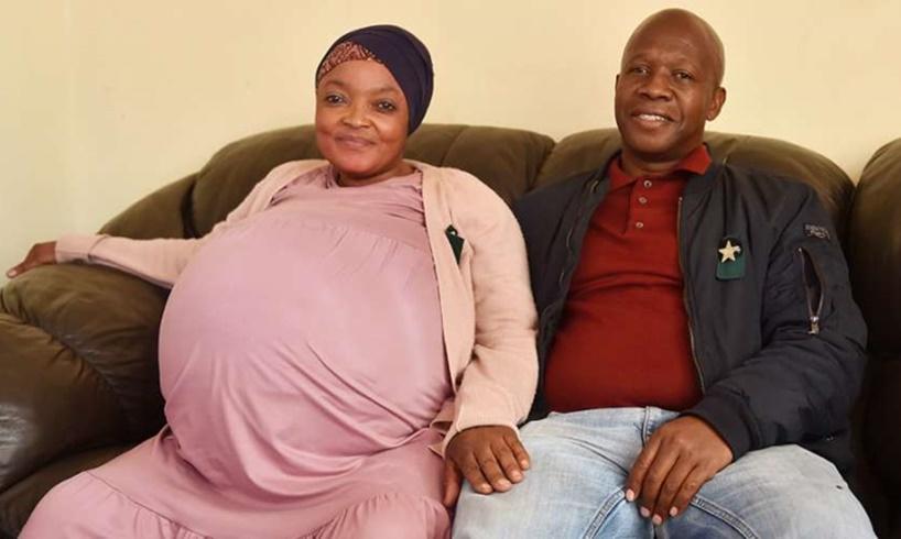 Gosiame Thamara Sithole Teboho Tsotetsi Babies South Africa