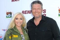 Gwen Stefani Blake Shelton Married Reports Photos