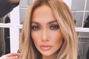 Jennifer Lopez Ben Affleck Getting Serious Ana De Amas Clothes