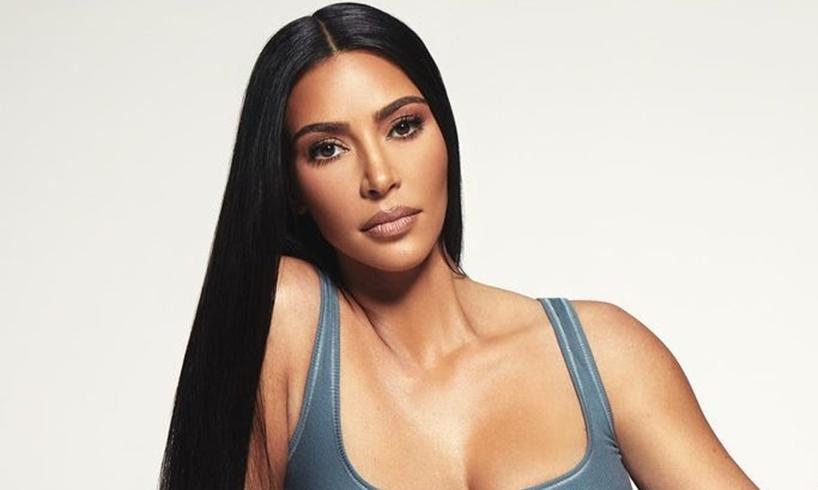 Kim Kardashian Pictures With Friend Allison Statter